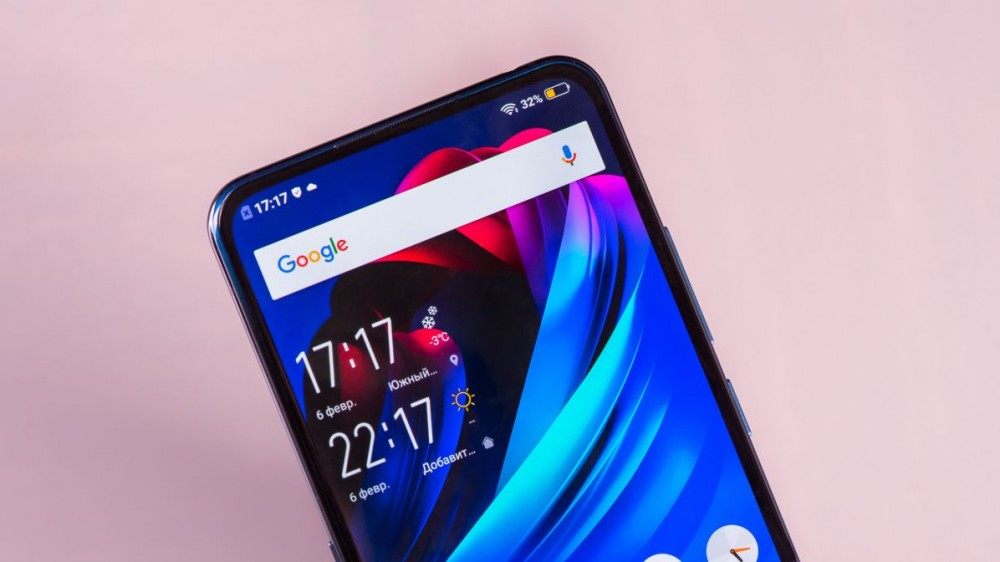 Vivo Nex Dual Display Edition железо